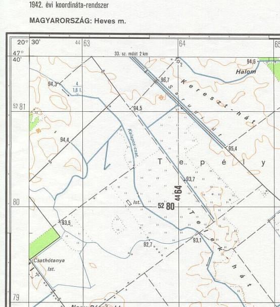 Foldrajzi Es Terkepi Koordinatak Szabatos Hasznalata Gps Vevokon